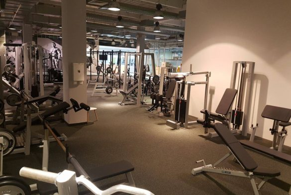 Fitness zóna